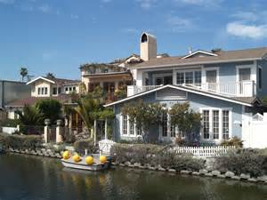 Modern House Plans South Africa los angeles venice beach a walk along the canals big