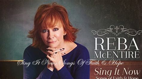 watch reba s empowering new going out like that video reba mcentire sing it now songs of faith hope youtube