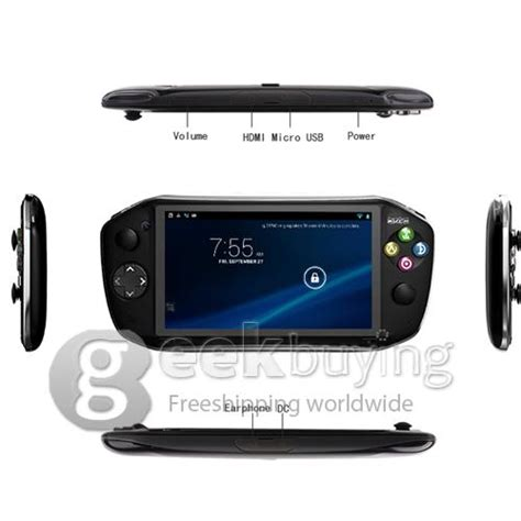 console on android la console android much i5 en vente 224 partir de 200 dollars frandroid