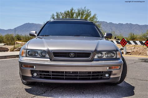 1994 acura legend ls 1994 acura legend ls coupe and gs sedan review rnr