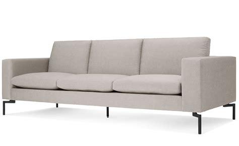 sofa standard new standard 92 quot sofa hivemodern com