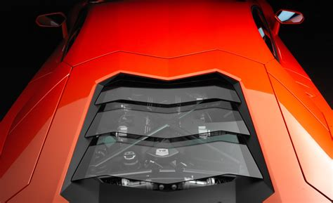 lamborghini aventador engine techy goodness a deeper look at the lamborghini aventador