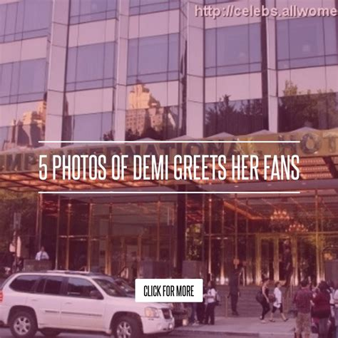 Sale Alert Neiman Is Giving Away The Farm Second City Style Fashion 5 photos of demi greets fans
