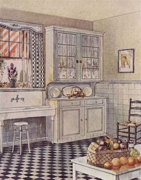 1920s kitchens 215 best images about 1920 s homes on pinterest dutch