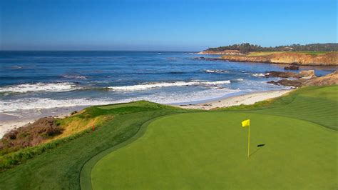 Pebble beach golf course packages   Chicago flower