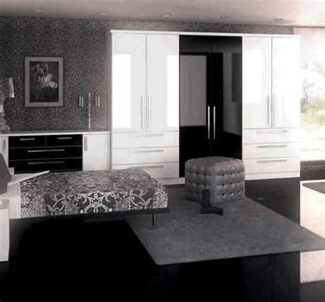 black bedroom cupboards contemporary bedrooms cheshire congleton wilmslow