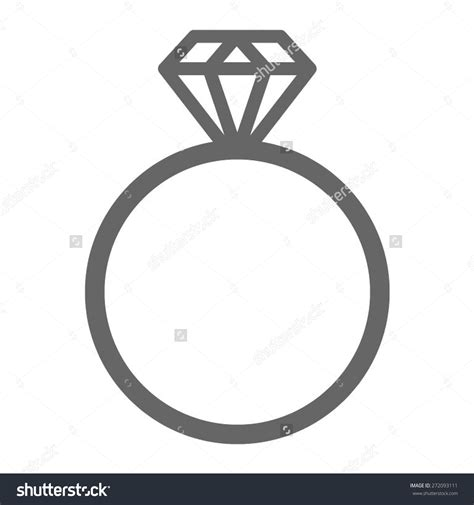 vector ring wedding promise