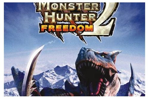 descargar de hack de monster hunter 3 psp
