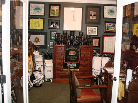 golf home decor office golf decorations golf office home office
