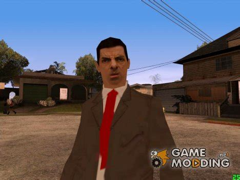 mr bean v2 for gta san andreas