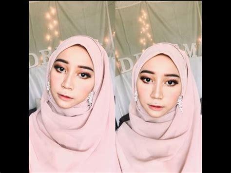 tutorial makeup raya raya makeup tutorial all pink glam youtube