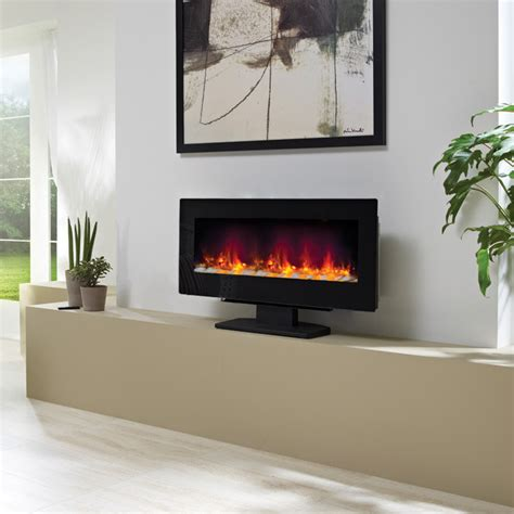 modern wall mounted electric fires be modern amari wall mounted free standing electric