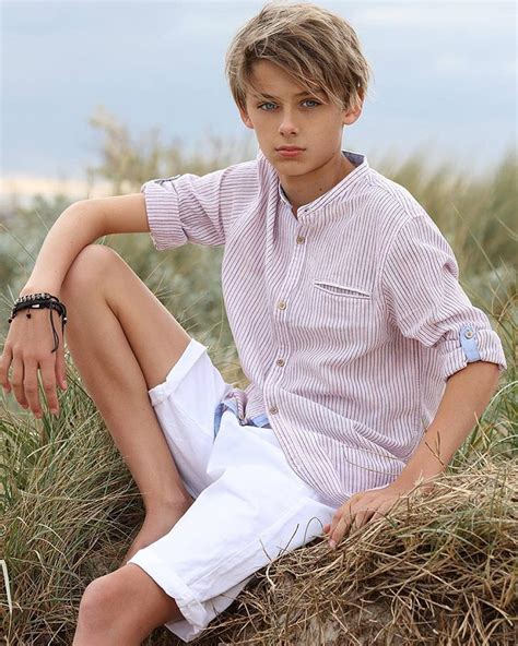 beautyofboys net 写真 12歳のウィリアム フランクリン ミラー君 世界一のイケメンに選ばれる ポコねっと