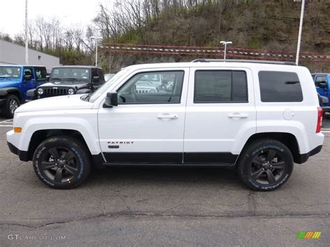 2016 jeep sport white 2016 bright white jeep patriot sport 111951478 photo 2