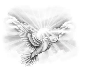 Baptism Memory Box Tattoo Celebrity Designs With Image Dove