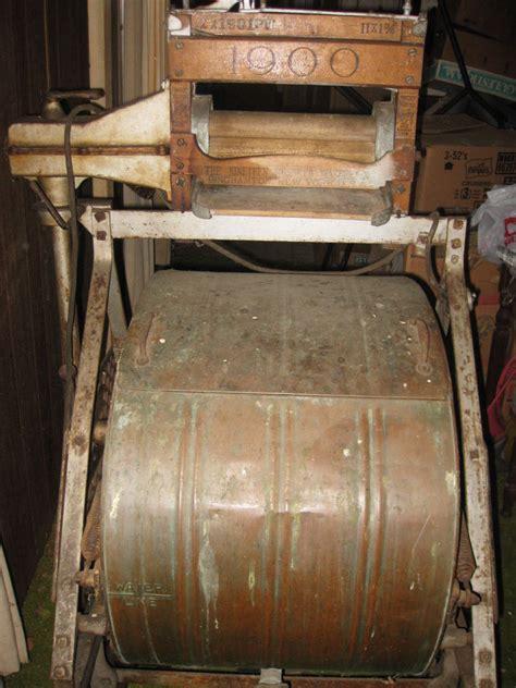 ebay washing machine antique washing machine quot 1900 cataract quot binghamton ny