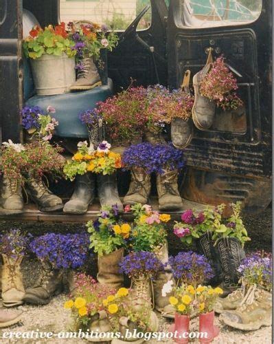 decorare gradina decorare gradina flori ingeniozitati pinterest
