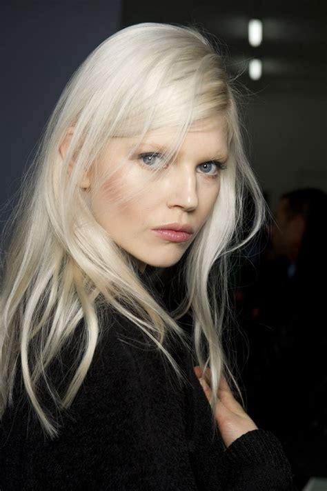 platinum hair over 40 463 best hair color inspiration images on pinterest