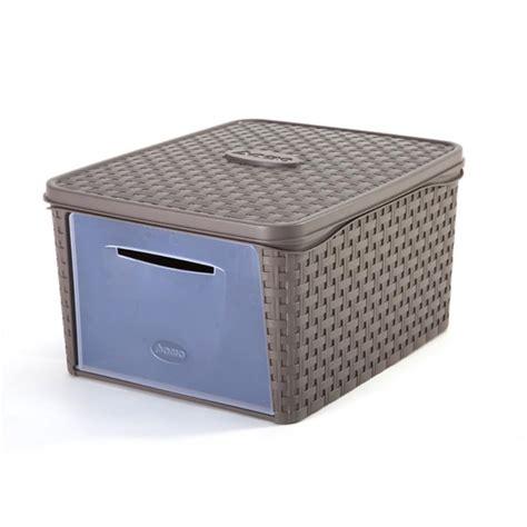 armadio contenitore contenitore per armadio infinity box lt 20 storage