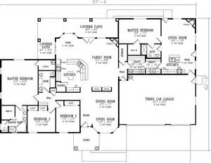 ranch home plans with inlaw quarters cottage house plans