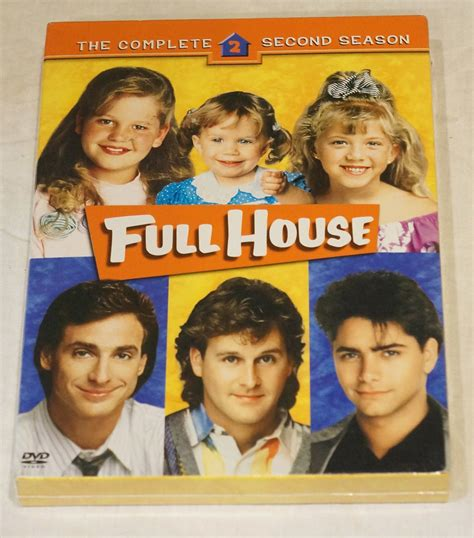 full house dvd set full house the complete second season season 2 dvd set new mdg sales llc