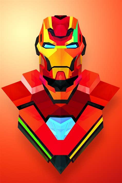 wallpaper iron man artwork hd creative graphics