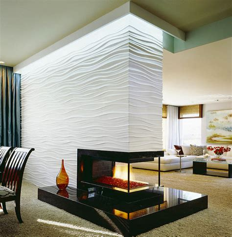 living room partition wall designs how wall partitions divide your home in harmony