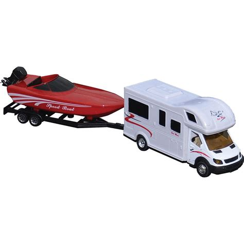 toy boat with trailer class c motorhome and boat trailer prime products 27
