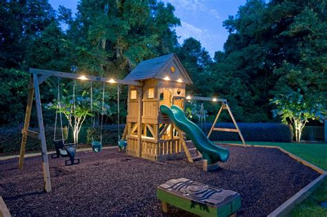 Landscape Structures Inc Swing How To Build A Swing Set Building Swing Sets Swingset