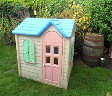 Country Cottage Playhouse Tikes by Tikes Country Cottage Playhouse Wendy House Ebay