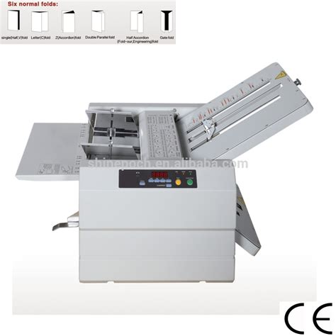 Cheap Paper Folding Machine - wholesale corrugated paper sheets buy best