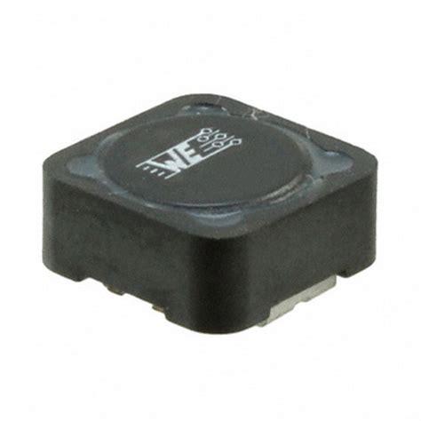 wurth electronics inductors 744771233 wurth electronics inc inductors coils chokes digikey