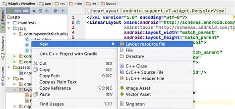 responsive layout android studio responsive ui tutorial for android
