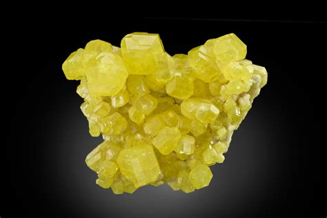 sulfur color sunburst yellow sulfur irocks minerals
