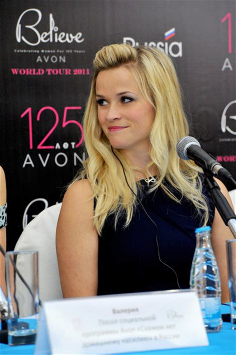Reese Witherspoon Is An Avon by Celebutanteblog Working Around The World