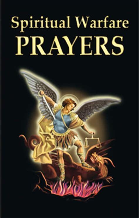 spiritual warfare & deliverance english prayers