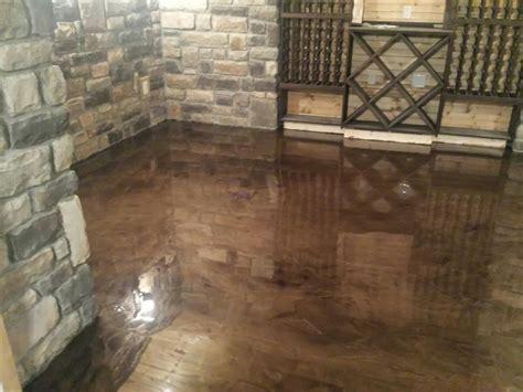 epoxy flooring rochester hills troy warren mi