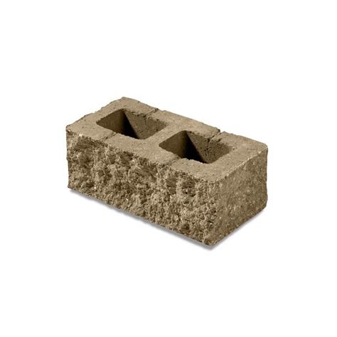 Patio Bricks Lowes by Shop Ep Henry Harvest Blend Retaining Wall Block At Lowes Com