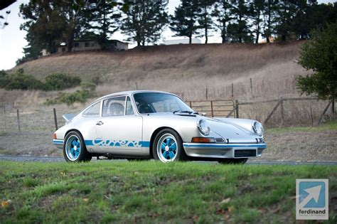 california porsches porsche cary s californian rs ferdinand