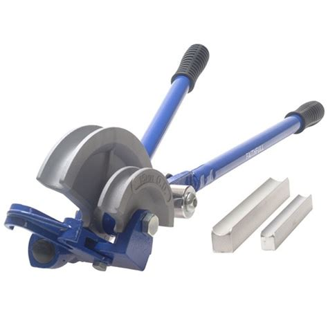 Saw Plumbing by Faithfull Combination Pipe Bender 15mm And 22mm