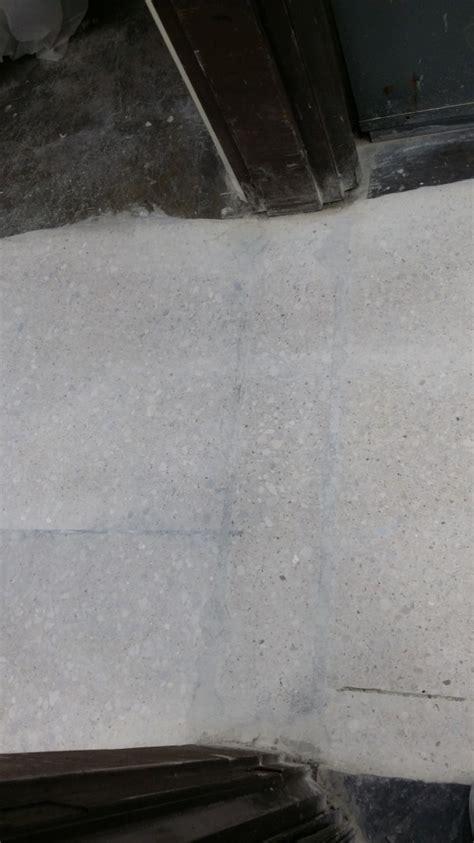 Concrete crack filling in Iowa & Illinois by PolishMaxx