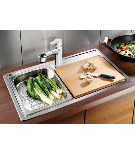 lavelli cucina blanco lavello rettangolare da cucina acciaio inox blanco plenta