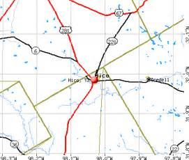 hico tx 76457 profile population maps real