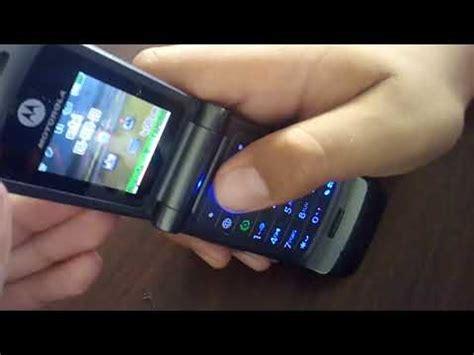 Motorola W377 Video Clips Phonearena