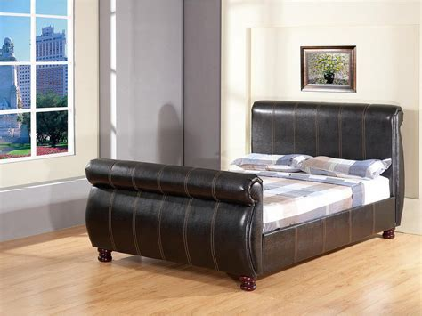Chicago Bed Frame Chicago Sleigh Bedstead Bf Beds Cheap Beds Leeds