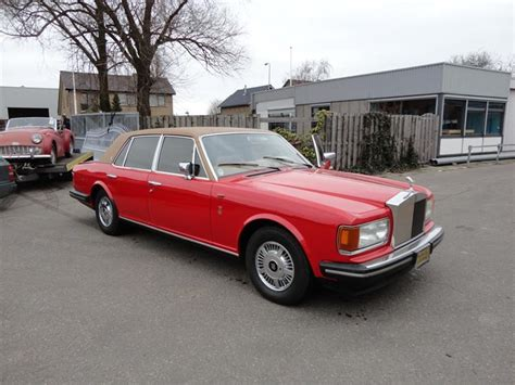Rolls Royce Silver Spur For Sale Uk 1981 Rolls Royce Silver Spur For Sale Classic Cars For