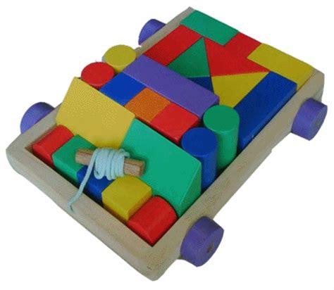 Mainan Kayu Azka Nobie Balok Bangun Besar 1 balok bangun mobil mainan kayu