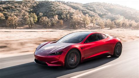 is tesla electric new tesla roadster electric hypercar spotted on the road