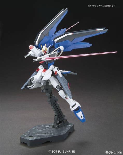 Hg 1144 Freedom Gundam Revive Bandai hgce 1 144 freedom gundam quot revive ver quot release info box