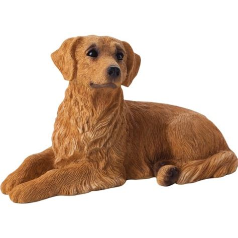 golden retriever buy sculpture sandicast small size golden retriever sculpture lying the zedign house